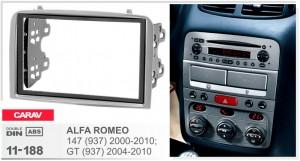 Переходная рамка Alfa Romeo 147, GT Carav 11-188