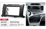 Переходная рамка Toyota Sienna Carav 11-202