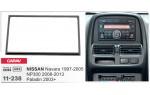 Переходная рамка Nissan Navara, NP300, Paladin Carav 11-238