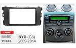 Переходная рамка BYD G3 Carav 11-245