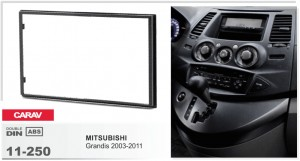 Переходная рамка Mitsubishi Grandis Carav 11-250
