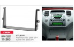 Переходная рамка Hyundai Grandeur, Azera Carav 11-263