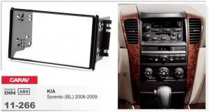 Переходная рамка KIA Sorento Carav 11-266