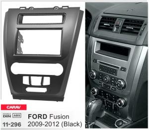 Переходная рамка Ford Fusion Carav 11-296