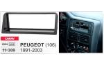 Переходная рамка Peugeot 106 Carav 11-309