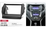Переходная рамка Hyundai Santa Fe Carav 11-315