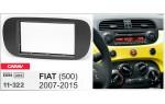 Переходная рамка Fiat 500 Carav 11-322