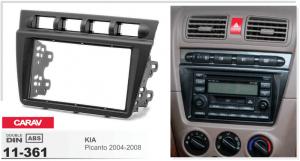 Переходная рамка KIA Picanto Carav 11-361