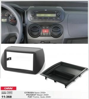 Переходная рамка Fiat Fiorino, Qubo Carav 11-368