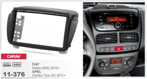Переходная рамка Fiat Doblo Carav 11-376