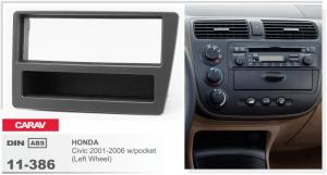 Переходная рамка Honda Civic Carav 11-386