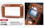 Переходная рамка Mercedes C215, W220 Carav 11-409