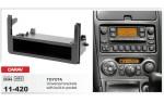 Переходная рамка Toyota 1 DIN Carav 11-420