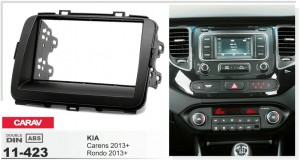 Переходная рамка KIA Carens, Rondo Carav 11-423