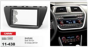 Переходная рамка Suzuki SX4 Carav 11-438