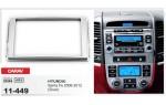 Переходная рамка Hyundai Santa Fe Carav 11-449