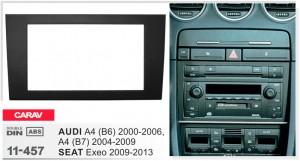 Переходная рамка Seat Exeo Carav 11-457