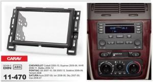 Переходная рамка Chevrolet Pontiac Saturn CARAV 11-470
