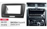 Переходная рамка Skoda SuperB Carav 11-472
