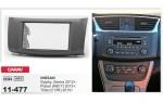 Переходная рамка Nissan Sylphy, Sentra, Pulsar, Tiida Carav 11-477