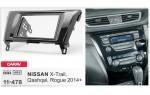 Переходная рамка Nissan X-Trail, Qashqai, Rogue Carav 11-478