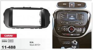 Переходная рамка KIA Soul Carav 11-488