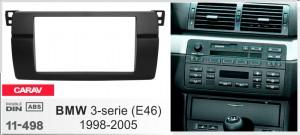 Переходная рамка BMW 3, E46 Carav 11-498