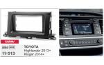 Переходная рамка Toyota Highlander Carav 11-513