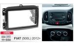 Переходная рамка Fiat 500L Carav 11-550