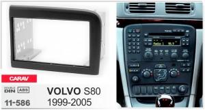 Переходная рамка Volvo S80 Carav 11-586
