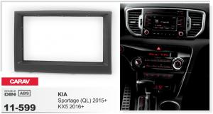 Переходная рамка Kia Sportage, KX5 CARAV 11-599