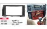 Переходная рамка Toyota Corolla Verso Carav 11-603