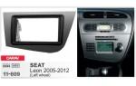 Переходная рамка Seat Leon Carav 11-609
