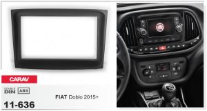Переходная рамка Fiat Doblo CARAV 11-636