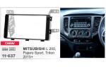 Переходная рамка Mitsubishi Carav 11-637