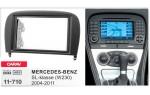 Переходная рамка Mercedes SL-Klasse Carav 11-710