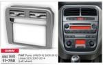 Переходная рамка Fiat Punto, Linea Carav 11-750