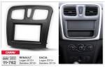 Переходная рамка Renault, Dacia Logan, Sandero Carav 11-762