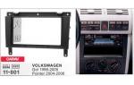 Переходная рамка Volkswagen Pointer, Gol Carav 11-801