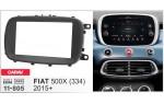 Переходная рамка Fiat 500X Carav 11-805