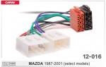 Переходник ISO Mazda Carav 12-016