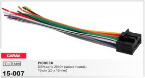 Разъем для магнитолы Pioneer Carav 15-007