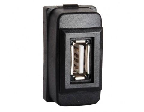 USB разъем Mitsubishi Carav 17-007