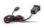 USB разъем Toyota, Lexus Carav 17-104