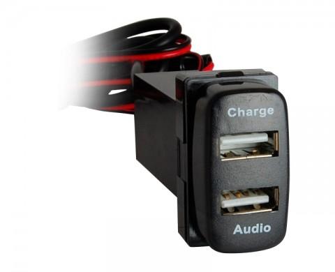 USB разъем Mitsubishi CARAV 17-107