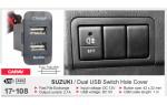 USB разъем Suzuki Carav 17-108