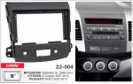Переходная рамка Mitsubishi Outlander XL, Peugeot 4007, Citroen C-Crosser Carav 22-004