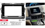 Переходная рамка Toyota Previa, Estima Carav 22-199