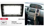 Переходная рамка Nissan X-Trail Carav 22-344