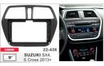 Переходная рамка Suzuki SX4, S Cross Carav 22-438